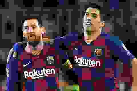 """Luis Suarez: """"Tôi thấu hiểu được nỗi đau lớn của Messi"""""""