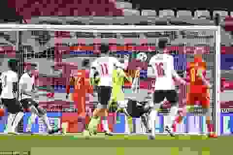 Thắng đậm Wales, đội tuyển Anh sẵn sàng chờ đại chiến với Bỉ