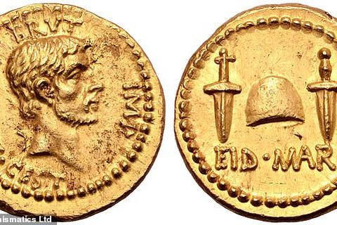 Rao bán đồng xu vàng siêu hiếm 2.000 năm tuổi với giá hơn 150 tỷ đồng