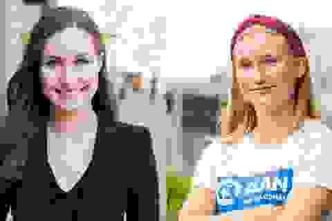 Thiếu nữ 16 tuổi trở thành thủ tướng Phần Lan trong một ngày