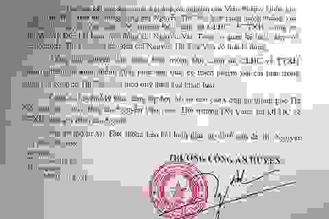 Hà Nội: Xem xét xử lý Đội trưởng Công an huyện quan hệ bất chính