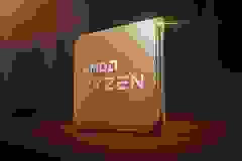 AMD ra mắt CPU máy tính mạnh nhất thế giới dành cho game thủ