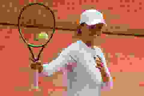 Góp mặt tại chung kết, Swiatek đi vào lịch sử Roland Garros