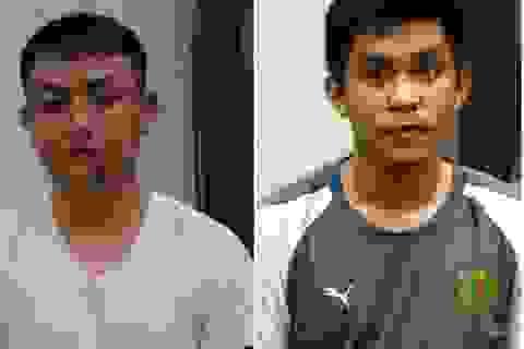 Bắt hai anh em họ chuyên giật tài sản của phụ nữ đi đường ở Đà Nẵng