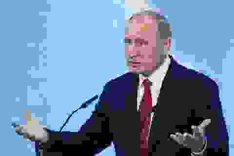 Tổng thống Putin kêu gọi Armenia và Azerbaijan ngừng chiến