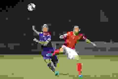 Đánh bại HL Hà Tĩnh, Sài Gòn FC tiếp tục giữ ngôi đầu V-League
