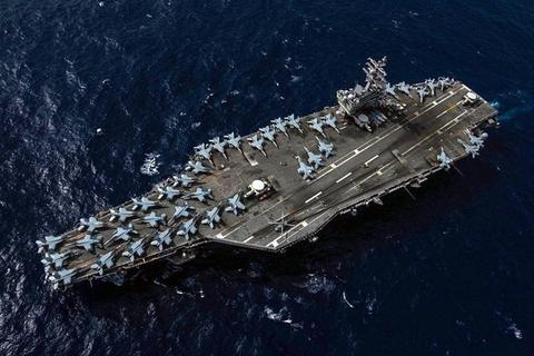 Lý do tàu sân bay Trung Quốc không phải đối thủ của Mỹ