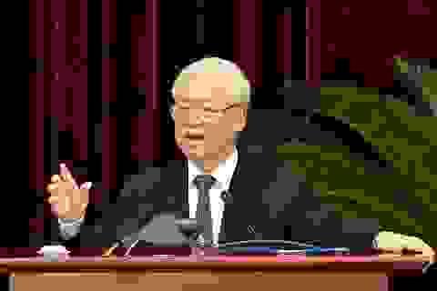 Tổng Bí thư: Trung ương thống nhất với đề xuất nhân sự của Bộ Chính trị