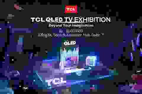 Trải nghiệm TV Mini-Led đầu tiên trên thế giới từ TCL tại Cresentmall Quận 7