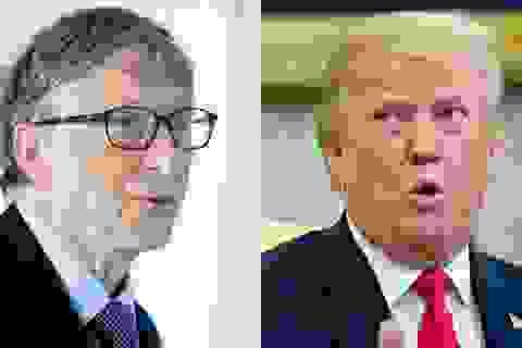 Bill Gates: Thuốc điều trị Covid-19 cho ông Trump hiệu quả nhất