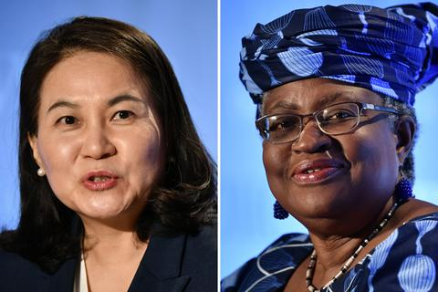 WTO sắp có nữ tổng giám đốc đầu tiên