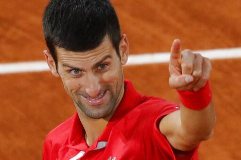 Djokovic đối đầu với Nadal tại chung kết Roland Garros