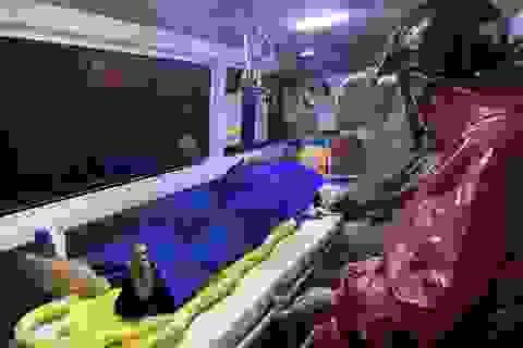 Đà Nẵng: 4 tàu cá bị chìm, 2 ngư dân mất tích