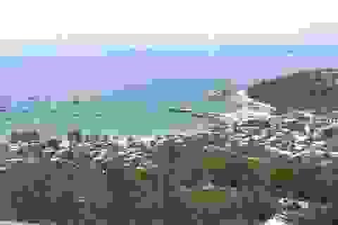 Hơn 500 hộ dân ở đảo Nhơn Châu chính thức dùng điện lưới quốc gia
