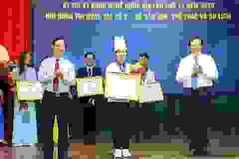 Đoàn Hà Nội dẫn đầu thành tích tại Kỳ thi kỹ năng nghề Quốc gia 2020