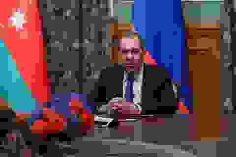 Azerbaijan - Amernia đàm phán suốt 10 giờ ở Moscow, đồng ý ngừng bắn