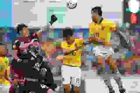 Đội tuyển Thái Lan thua đội bóng hạng dưới trong trận đấu giao hữu
