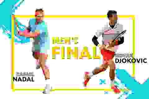 Novak Djokovic - Rafael Nadal: Một trang sử mới