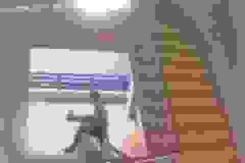 Chơi trượt lan can cầu thang ở trường, 1 học sinh ngã xuống đất tử vong
