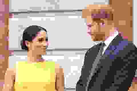 Vợ chồng Hoàng tử Anh Harry bị chỉ trích vì bình luận về bầu cử Mỹ 2020