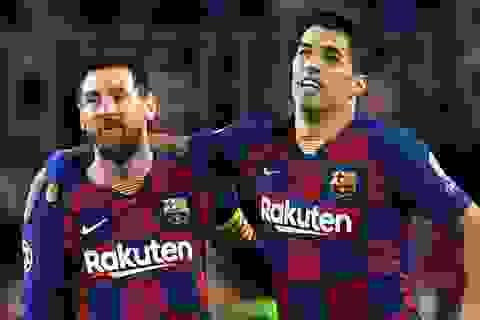 "Luis Suarez: ""Bất kỳ ai thân với Messi đều bị loại trừ"""