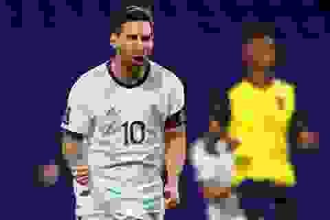 Man City tuyên bố đủ tiền để mua Lionel Messi