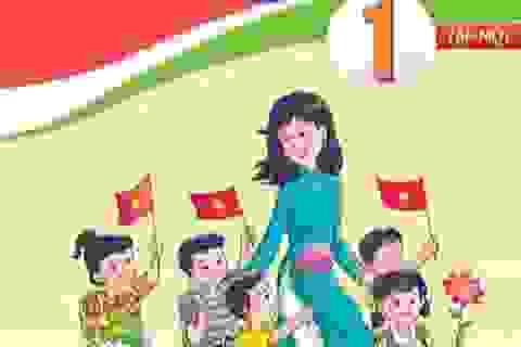 Bộ Giáo dục yêu cầu Hội đồng thẩm định kiểm tra SGK Tiếng Việt lớp 1