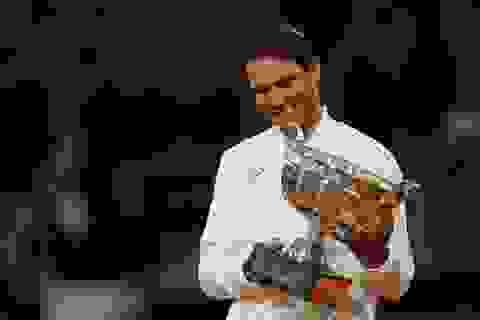 Những con số đằng sau thành công mới nhất của Rafael Nadal