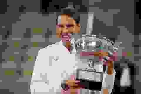 Những khoảnh khắc Nadal đánh bại Djokovic, lập chuỗi kỷ lục mới