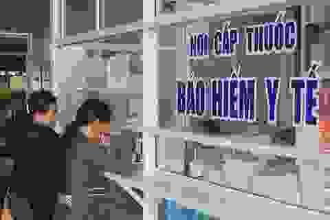 Thủ tục thanh toán BHYT trong thời gian chờ cấp lại thẻ