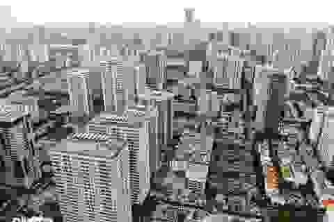 """Sau thời gian tăng """"thẳng đứng"""", giá chung cư Hà Nội bất ngờ hạ nhiệt"""