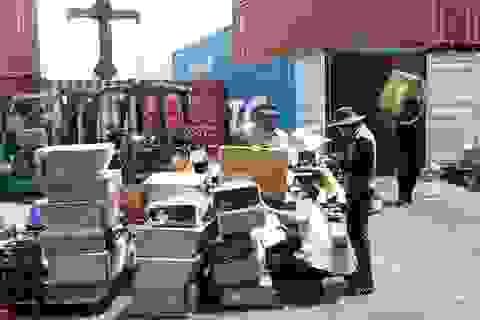 Tổng cục Hải quan lên tiếng về việc tái xuất phế liệu ra khỏi Việt Nam