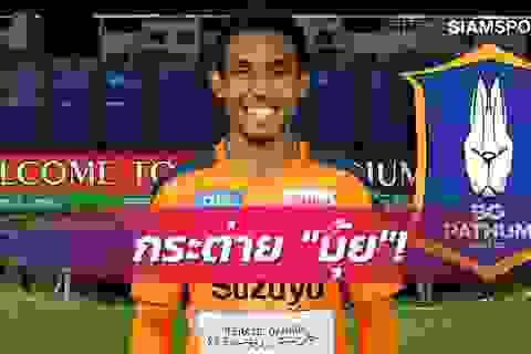 Teerasil Dangda đạt được thoả thuận về lại Thai-League với giá 18 tỷ đồng