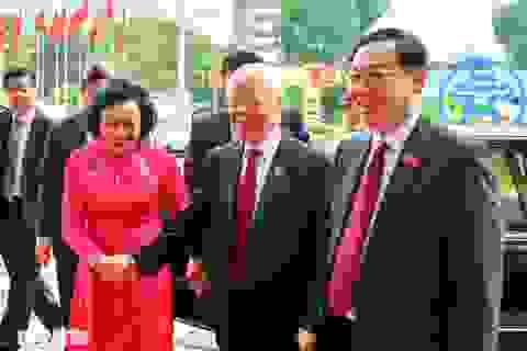 Tổng Bí thư, Chủ tịch nước Nguyễn Phú Trọng dự Đại hội Đảng bộ Hà Nội