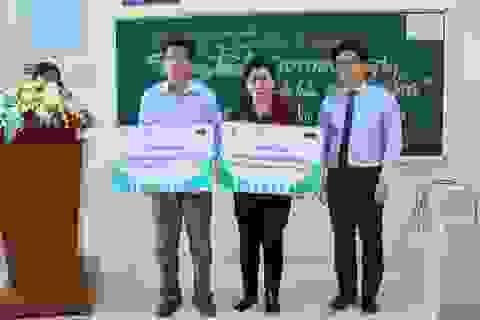 """Toyota chung tay trồng 1.400 cây góp phần """"xanh hóa học đường"""""""