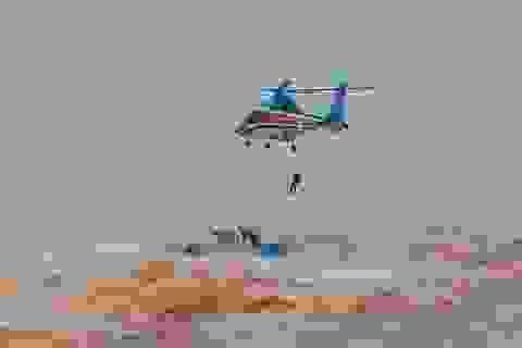 32 người chết và mất tích do mưa lũ ở các tỉnh miền Trung