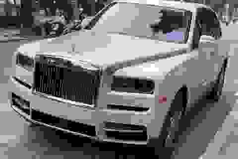 Showroom duy nhất của Rolls-Royce tại Hà Nội dừng hoạt động