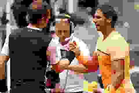 """Andy Murray: """"Kỷ lục của Nadal là xuất sắc nhất trong thể thao"""""""