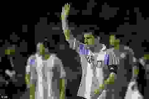 Messi đối mặt với thử thách ở độ cao 3625m