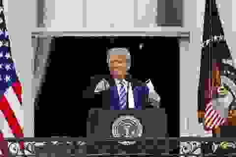 Bầu cử Mỹ 2020: Ông Trump gây tranh cãi dùng ban nhạc quân đội khi tranh cử