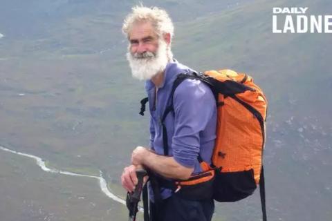 Cụ ông 80 tuổi leo 282 ngọn núi ở Scotland để tôn vinh người vợ mất trí