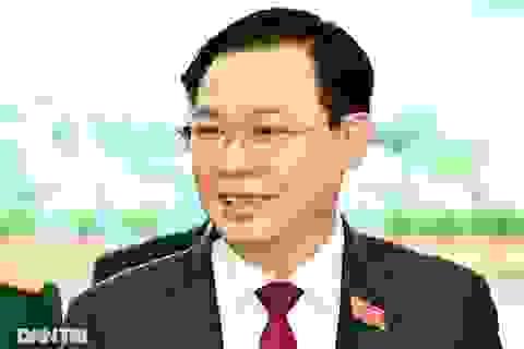 Ông Vương Đình Huệ tái đắc cử Bí thư Thành ủy Hà Nội với số phiếu tuyệt đối