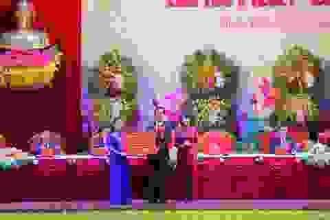 Phó Chủ tịch nước dự Đại hội Thi đua yêu nước tỉnh Quảng Bình
