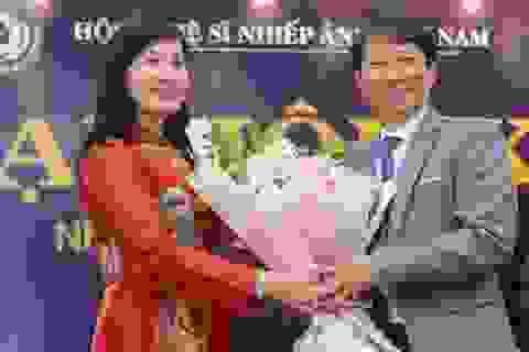 Bà Trần Thị Thu Đông đắc cử Chủ tịch Hội Nghệ sỹ Nhiếp ảnh Việt Nam