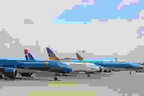 """Sắp hoàn tất thương vụ Qantas """"cho không"""" Vietnam Airlines 30% cổ phần"""