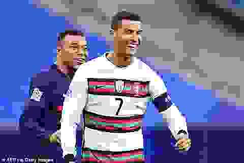 C.Ronaldo nhiễm Covid-19, chia tay đội tuyển Bồ Đào Nha