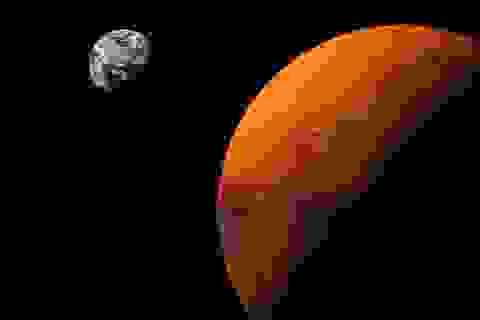 Chiêm ngưỡng sao Hỏa sáng và to gấp 3 lần bình thường trong tuần này