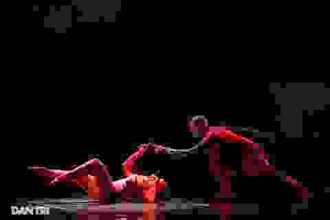 Khoảnh khắc mê hồn tại cuộc thi Tài năng biểu diễn múa