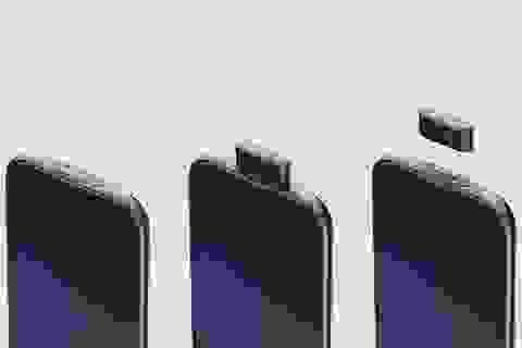 Độc đáo ý tưởng smartphone với cụm camera có thể tách rời