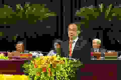 Ông Nguyễn Thiện Nhân kỳ vọng cơ chế, chính sách đặc thù phát triển TPHCM